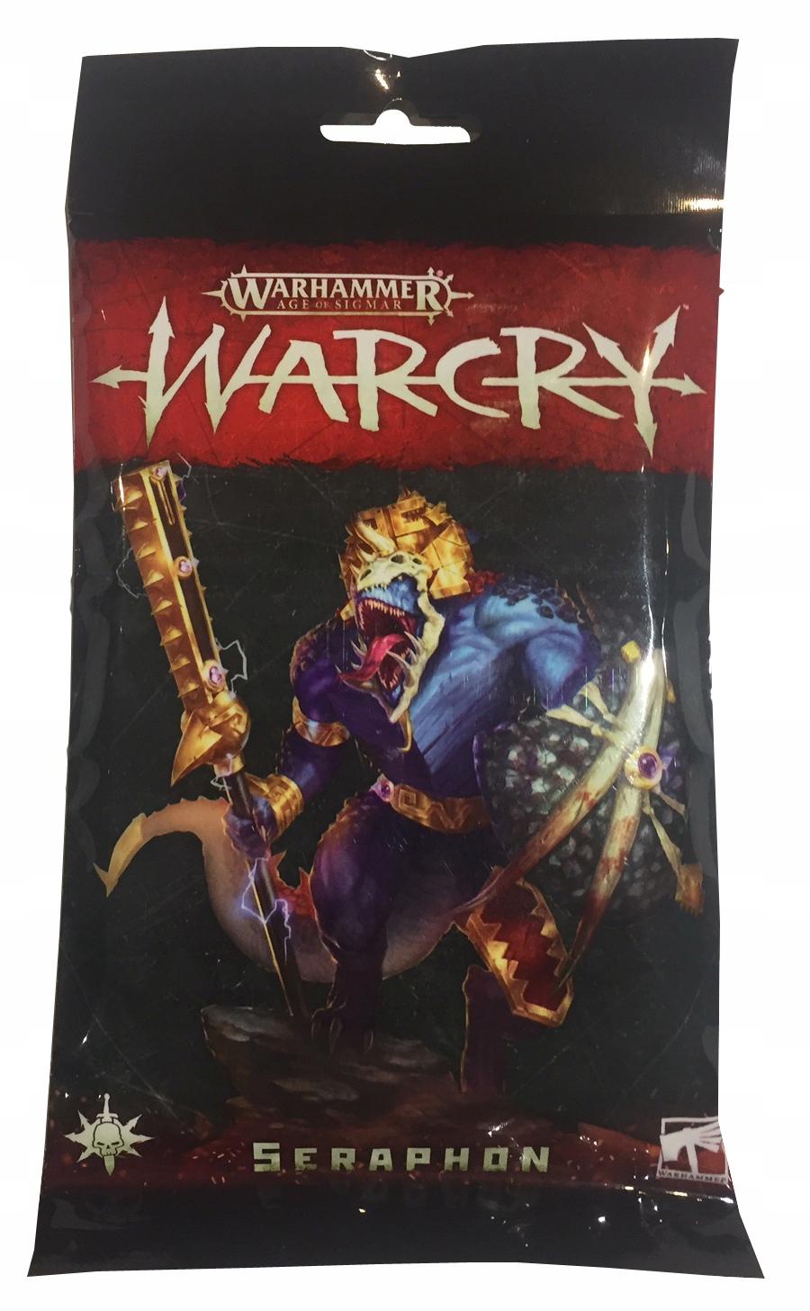 Warcry: Serafón Karty Pack Predobjednávka