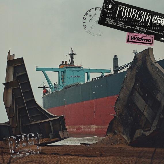 PRO8L3M - ПРИЗРАК - новый CD в пленку доставка товаров из Польши и Allegro на русском