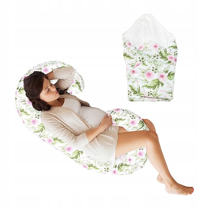 Купить Подушка для беременных Тип C + бесплатно becik детские на Otpravka - цены и фото - доставка из Польши и стран Европы в Украину.