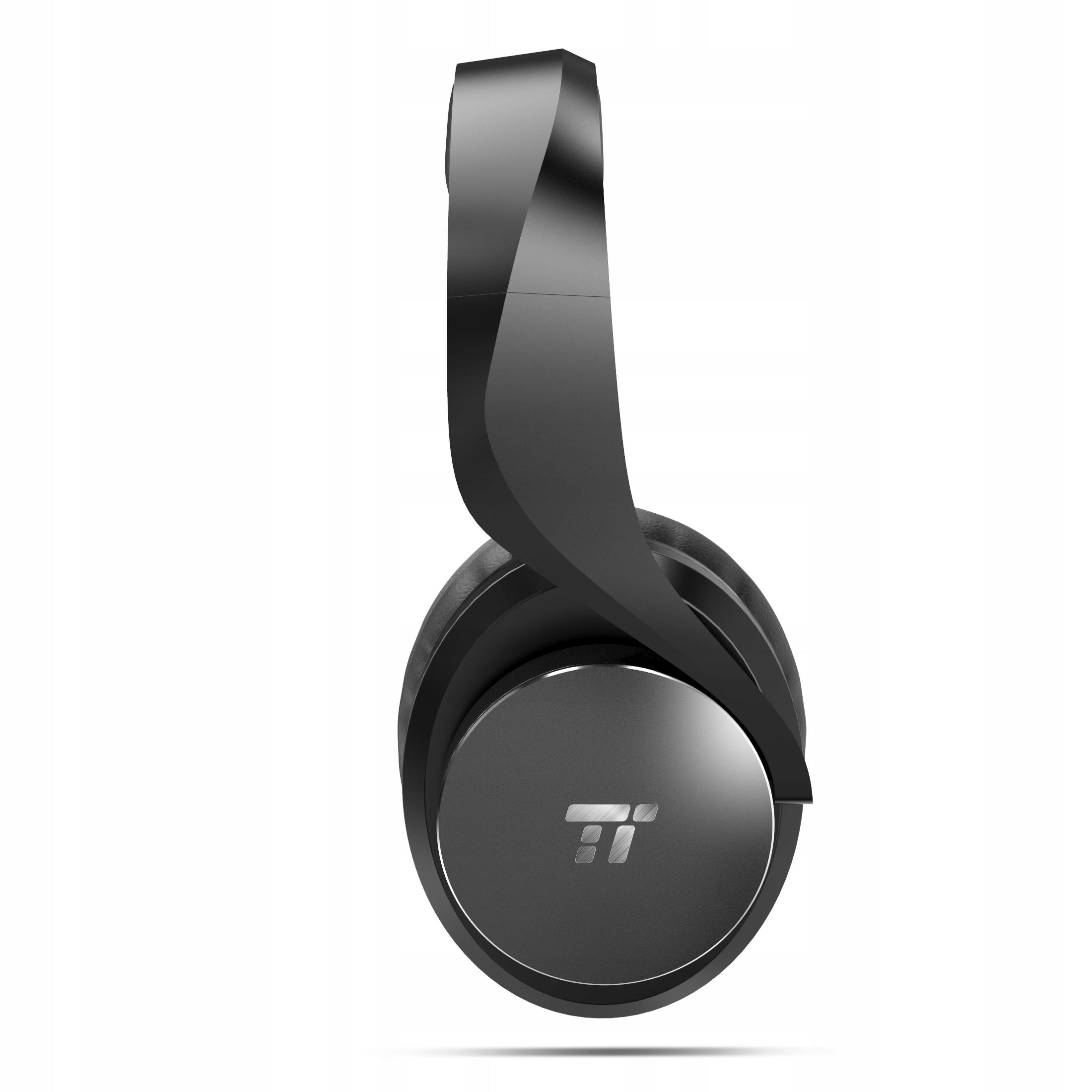 Słuchawki bezprzewodowe bluetooth TT BH21 dual bas