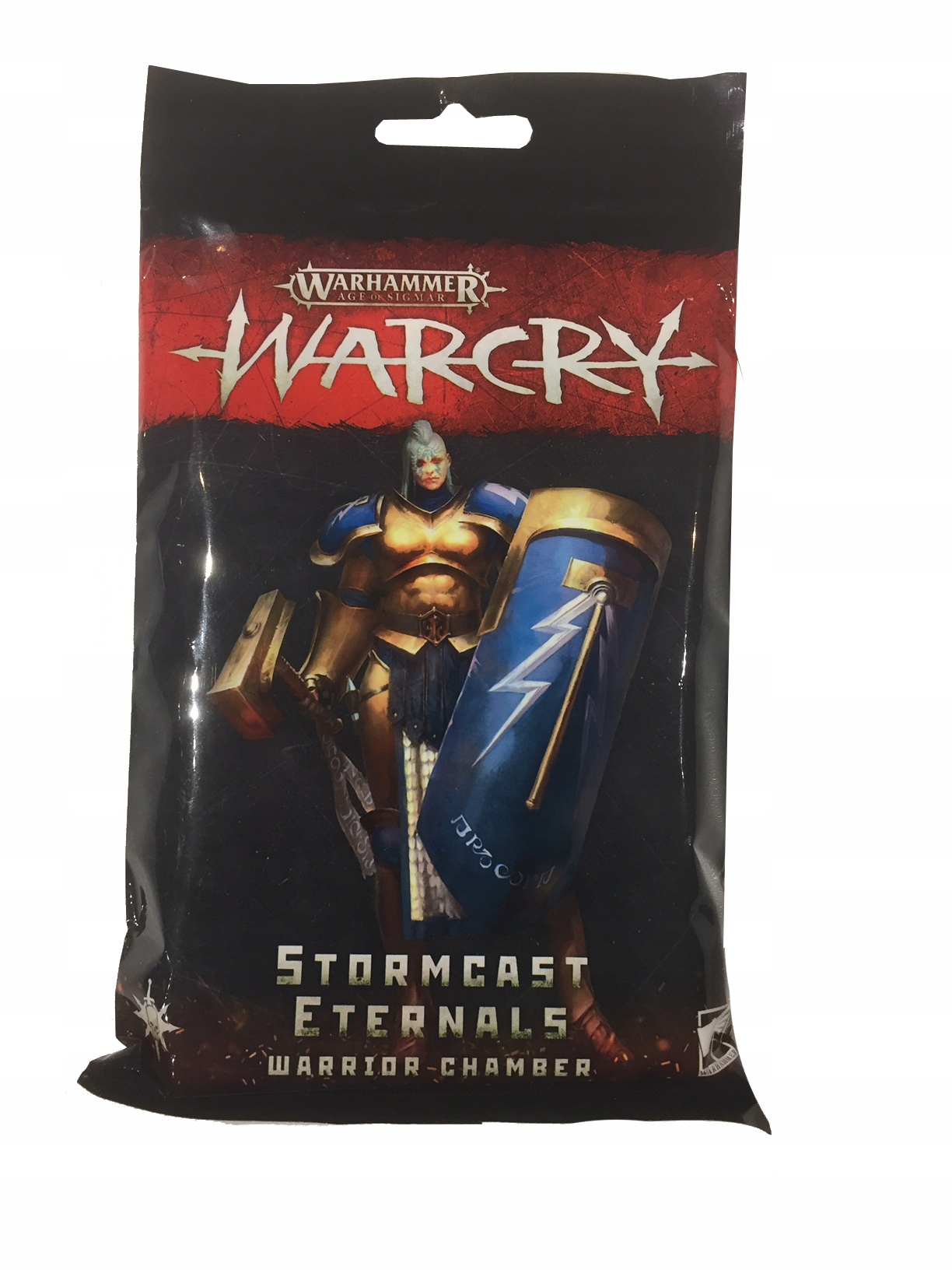 Warcry S. Warrior Carmer Cards New