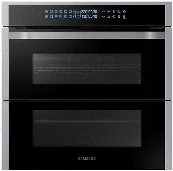 Духовой шкаф Samsung NV 75N7646RS 75L Dual Cook Flex