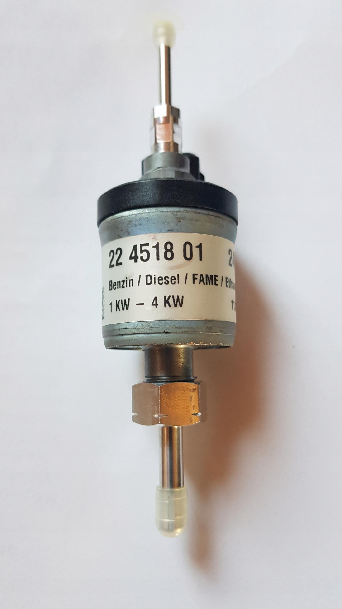 насос топлива eberspaecher 1-4kw 224518010000 новая