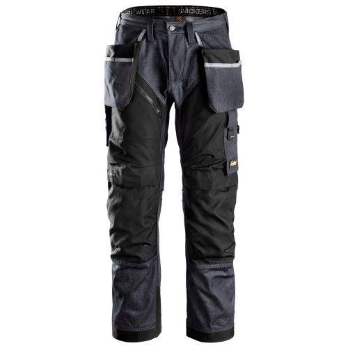 Брюки рабочие джинсы Кроссовки 6205 Ruffwork р. 56