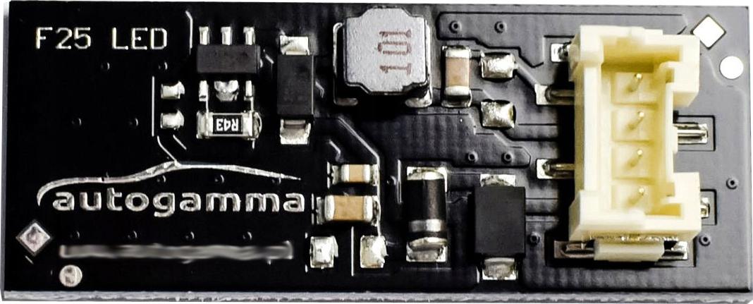 Sterownik LED  BMW X3 F25  Nowa płytka driver