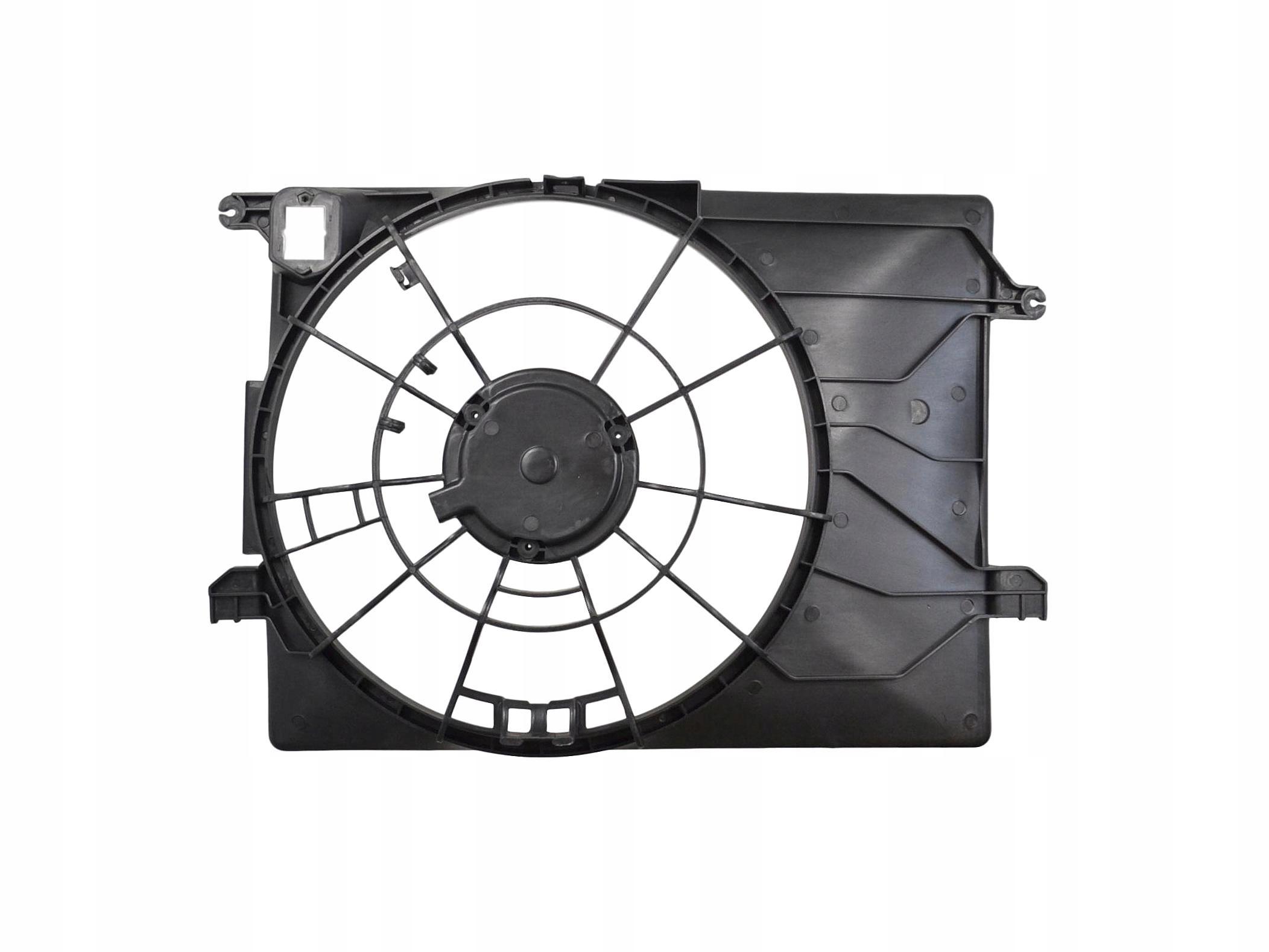 новая корпус вентилятора hyundai i40 1 6 2 0 11-