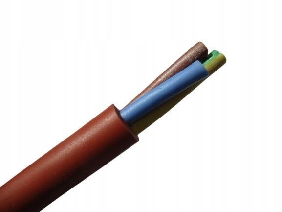 Кабель, провод силиконовый SIHF 3x1,5  ?? метры