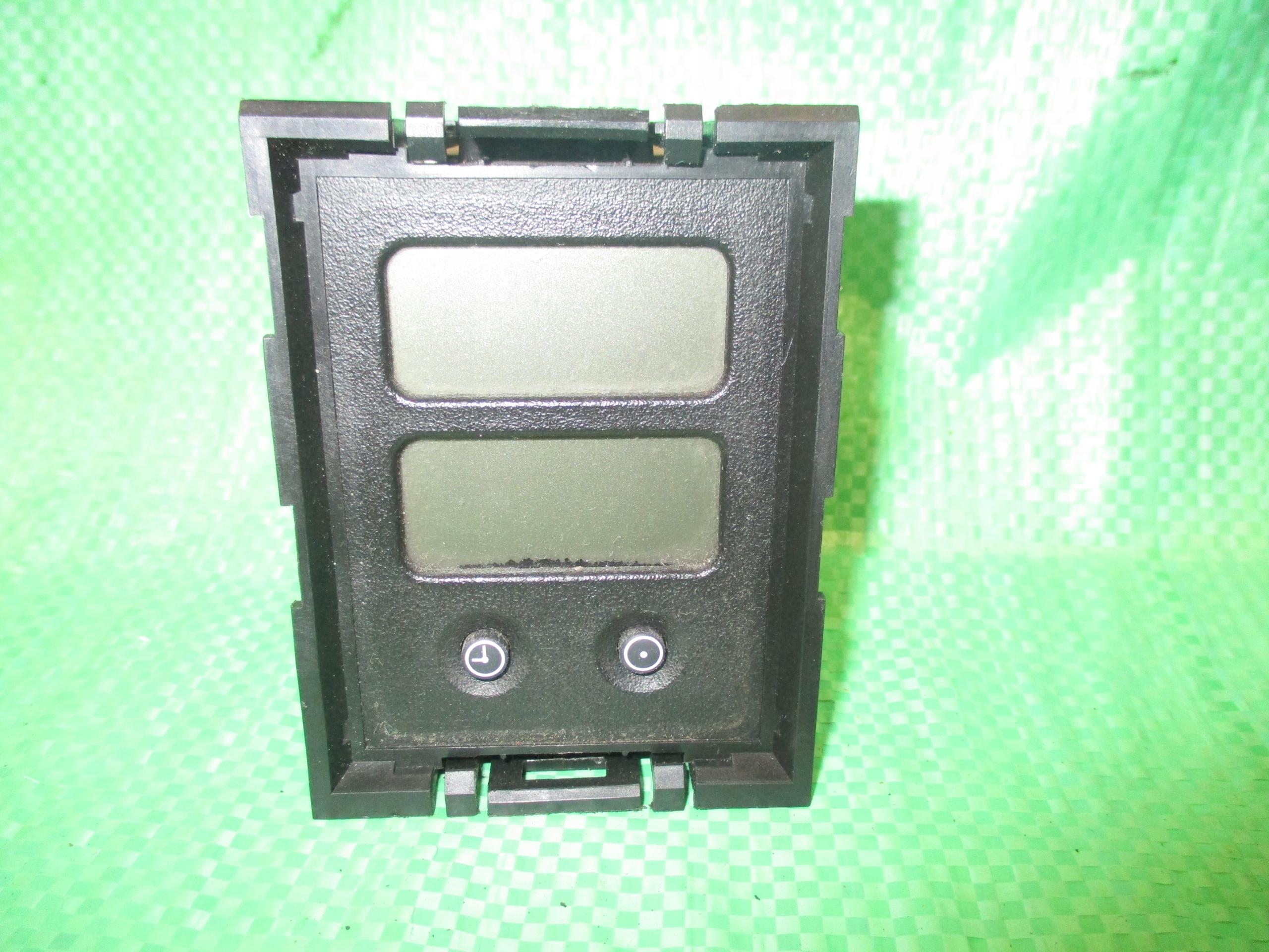 opel vectra а calibra Часы цифровой купить бу по цене 1100 руб. Z18028605 - iZAP24
