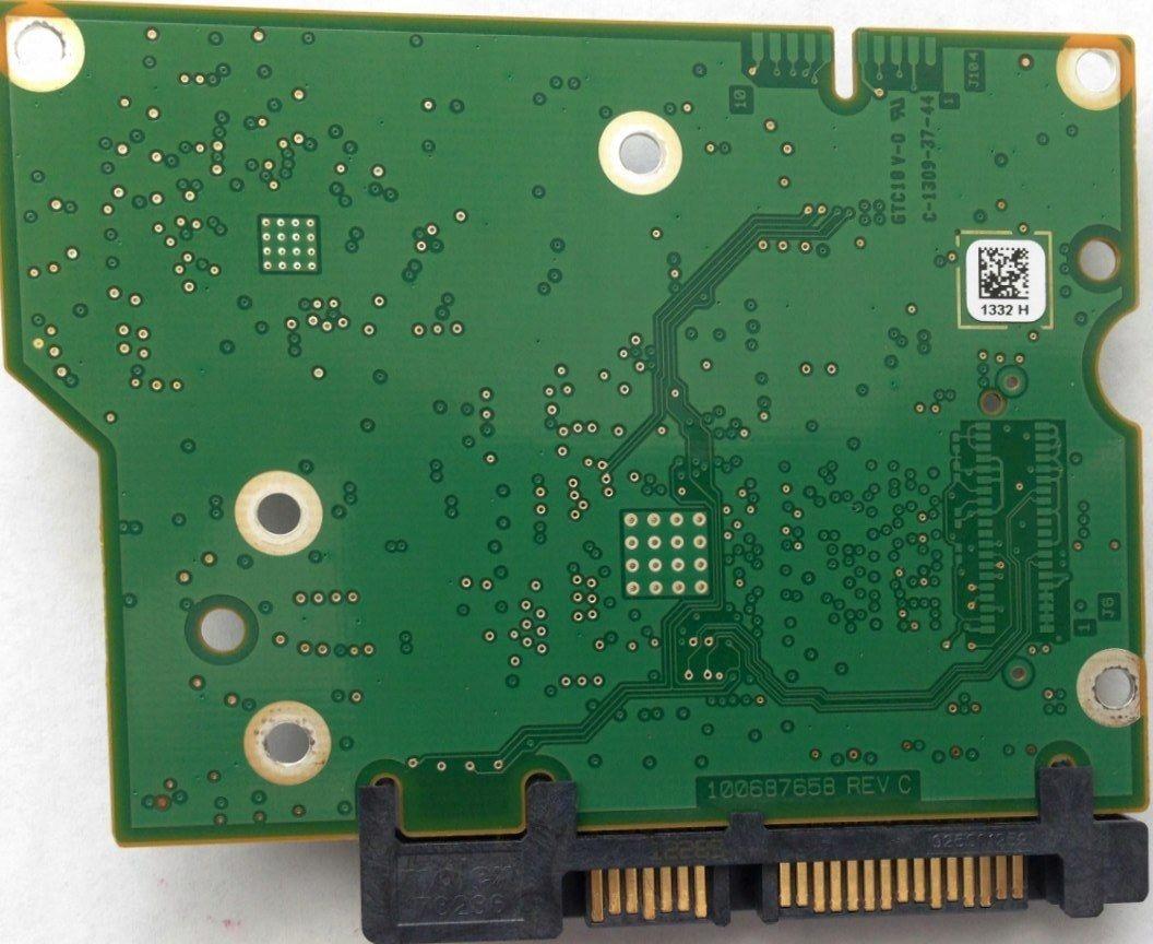 Электроника ST3000DM001 ST2000DM001 ST1000DM003