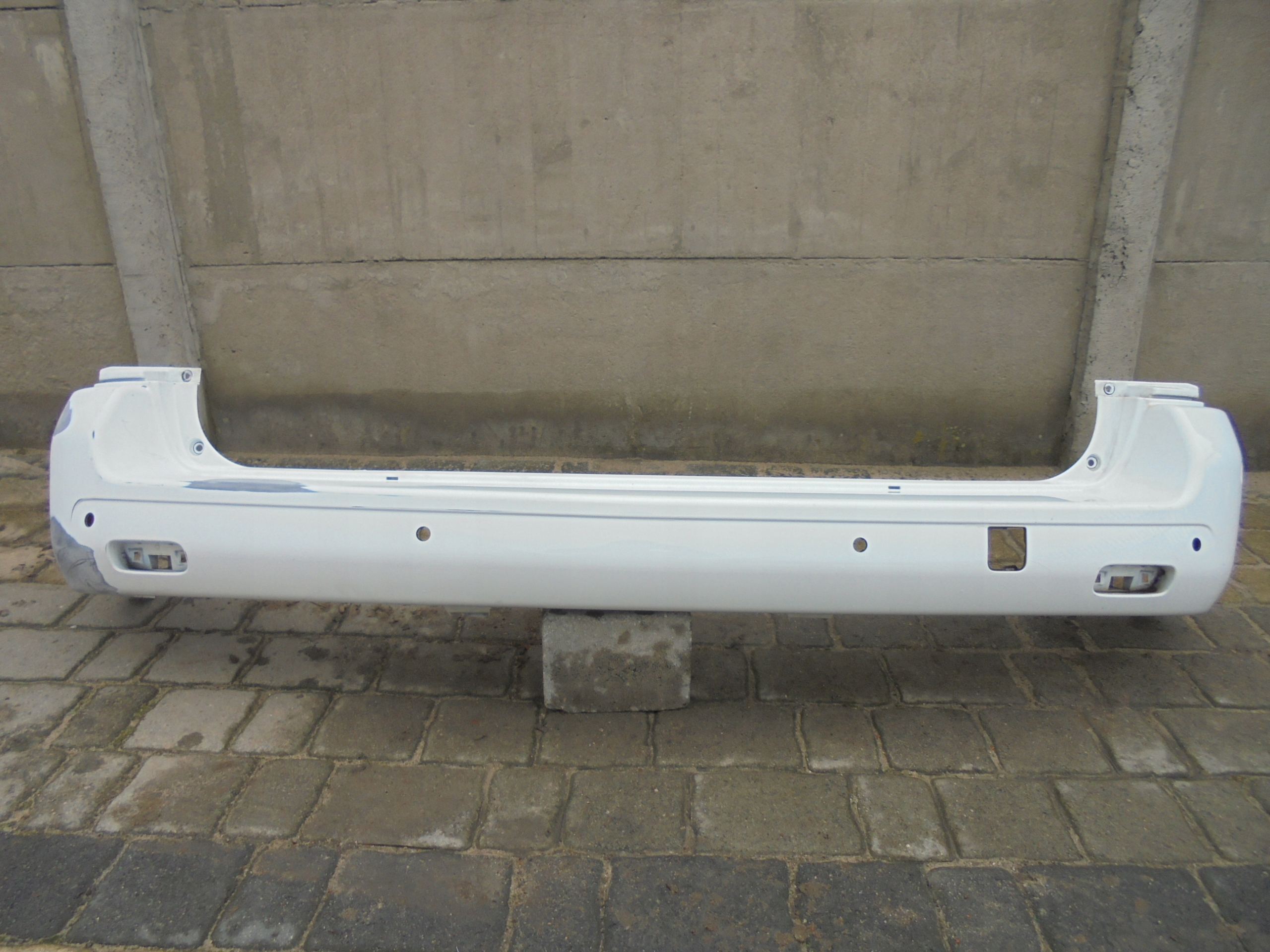 CITROEN JUMPY, SPACE, EXPERT - REAR BUMPER