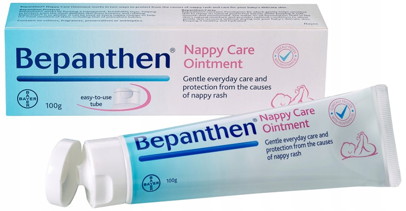 Item BEPANTHEN BABY OINTMENT PROTECTIVE diaper CREAM 100 g