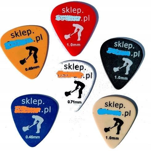 Gitary - 6 jedinečných kusov - až 6 strunov
