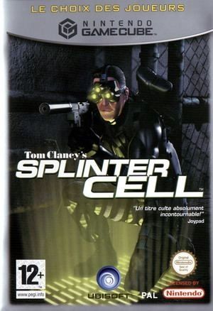 Splinter Cell (Hráč's Voľbou) (GC)
