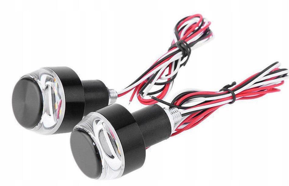 Направления LED + DRL для рулевого колеса боковые Лампы