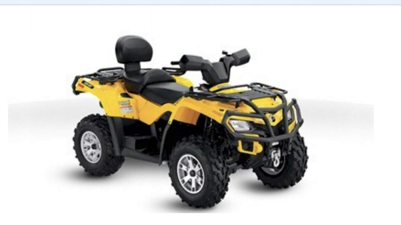 ВСЕ ЗАПЧАСТИ CAN AM OUTLANDER 400 Max