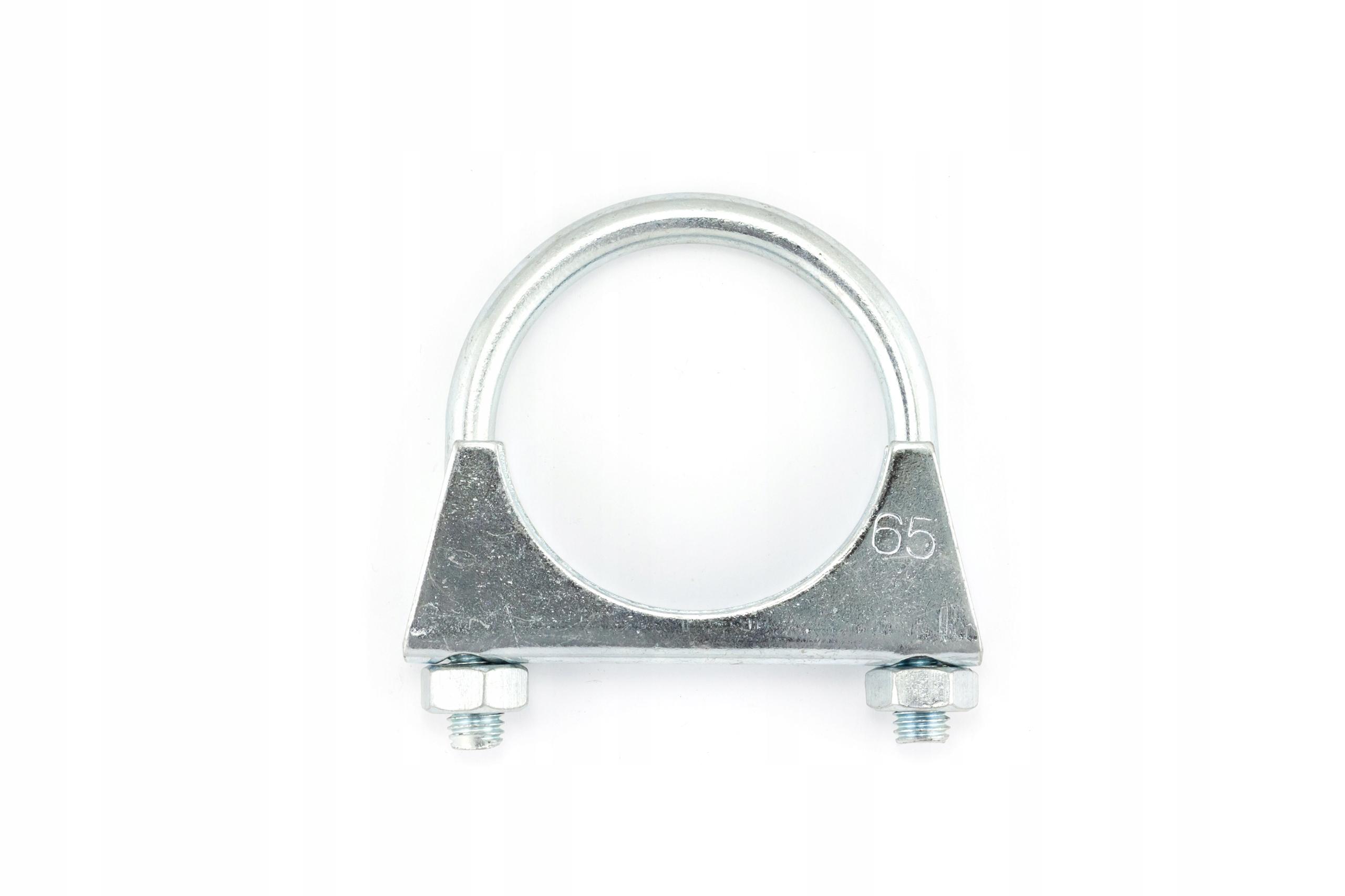 зажим повязка глушителя выдохе m10x65 мм fi 65 мм