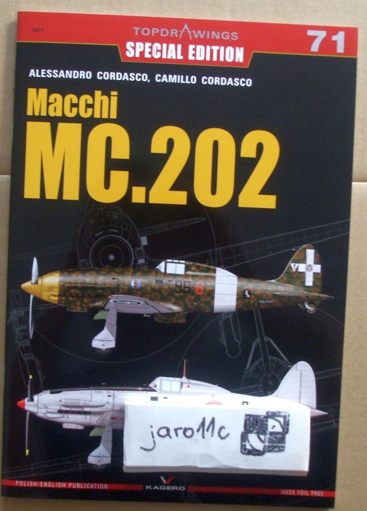 Macchi MC.202 - Кагеро Topdrawings доставка товаров из Польши и Allegro на русском