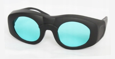 Laserové ochranné okuliare Nayag 1064 plavidlá