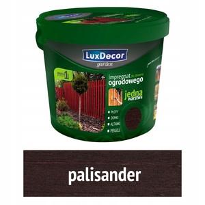 IMPREGNAT DO DREWNA LuxDecor GARDEN 10L PALISANDER