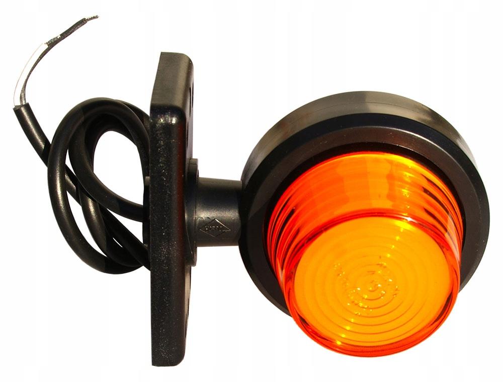 лампа рогова фонарь указателя поворота габаритный leda 1224v