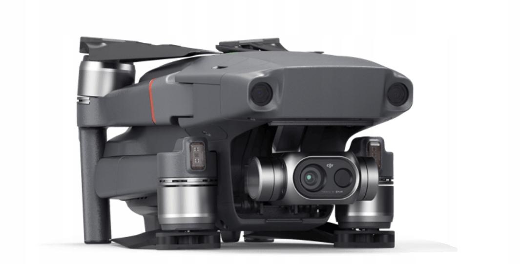 DJI Mavic 2 Enterprise Dual Kamera Termowizyjna 4K Model Enterprise Dual (Termowizja)