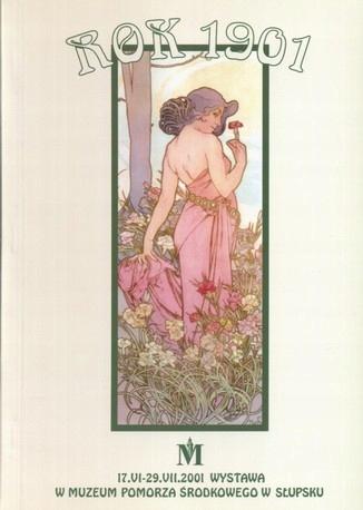 Rok 1901 Wystawa SECESJA Katalog Bibeloty