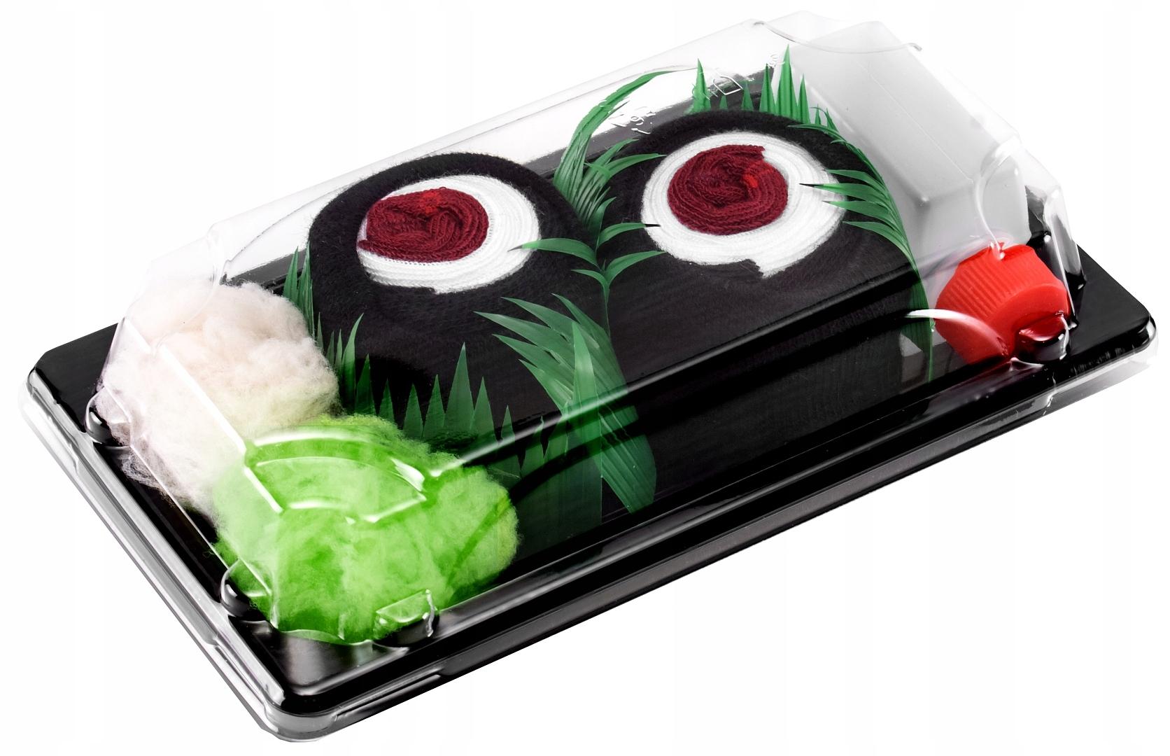 Sushi Skarpetki Maki Tuńczyk 1 para 41-46 Prezent