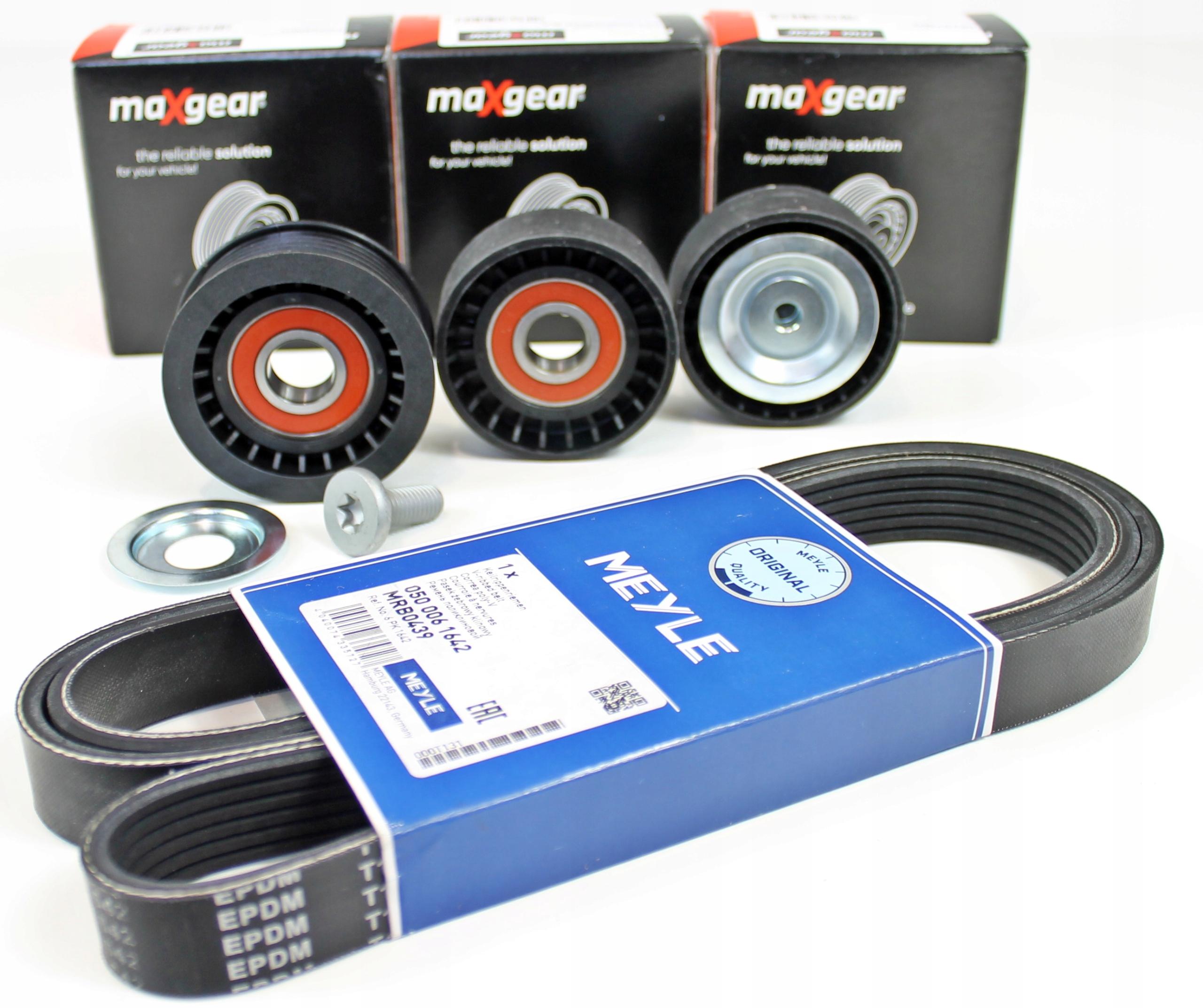 комплект роликов генератора ford mondeo mk3 20 tdci