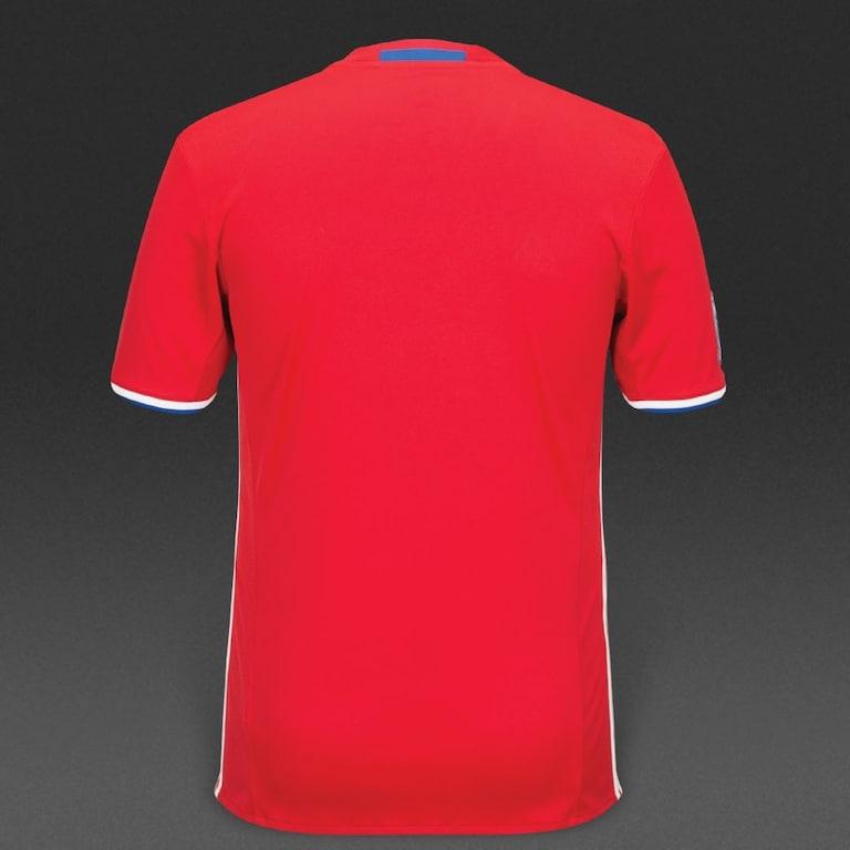 Koszulka piłkarska MLS FC DALLAS Adidas XL