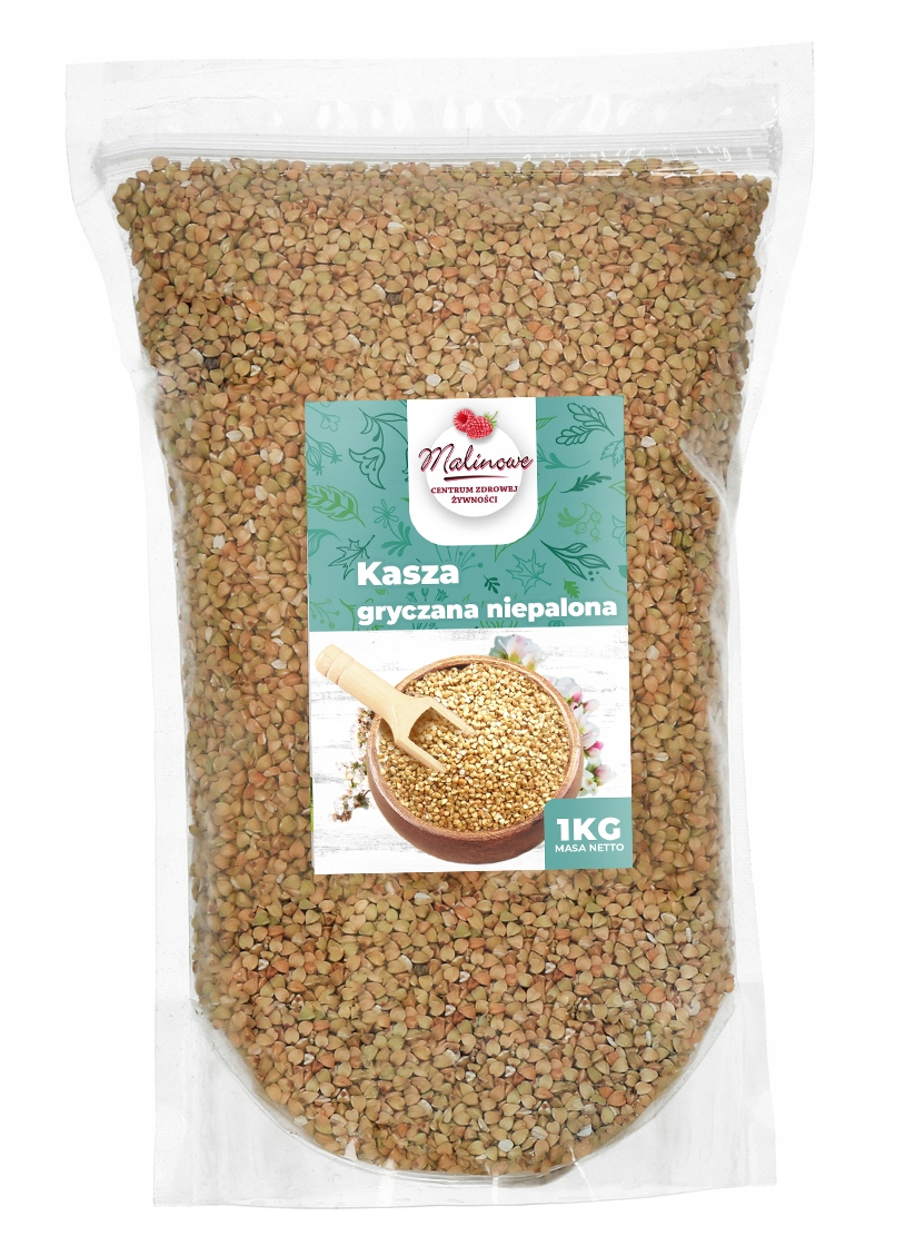 Item BUCKWHEAT, ROASTED 1kg FRESH