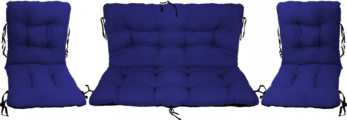 Подушки мебельные из ротанга RATTAN 2 + 1 CHAB