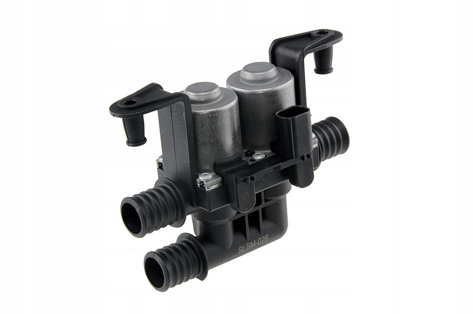 клапан нагревателя bmw 5 e60 e61 05-10