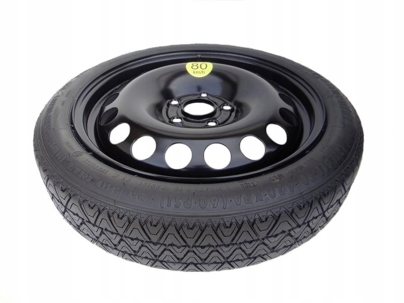 Запасное колесо 16 5x105 OPEL ASTRA J K (2009-)