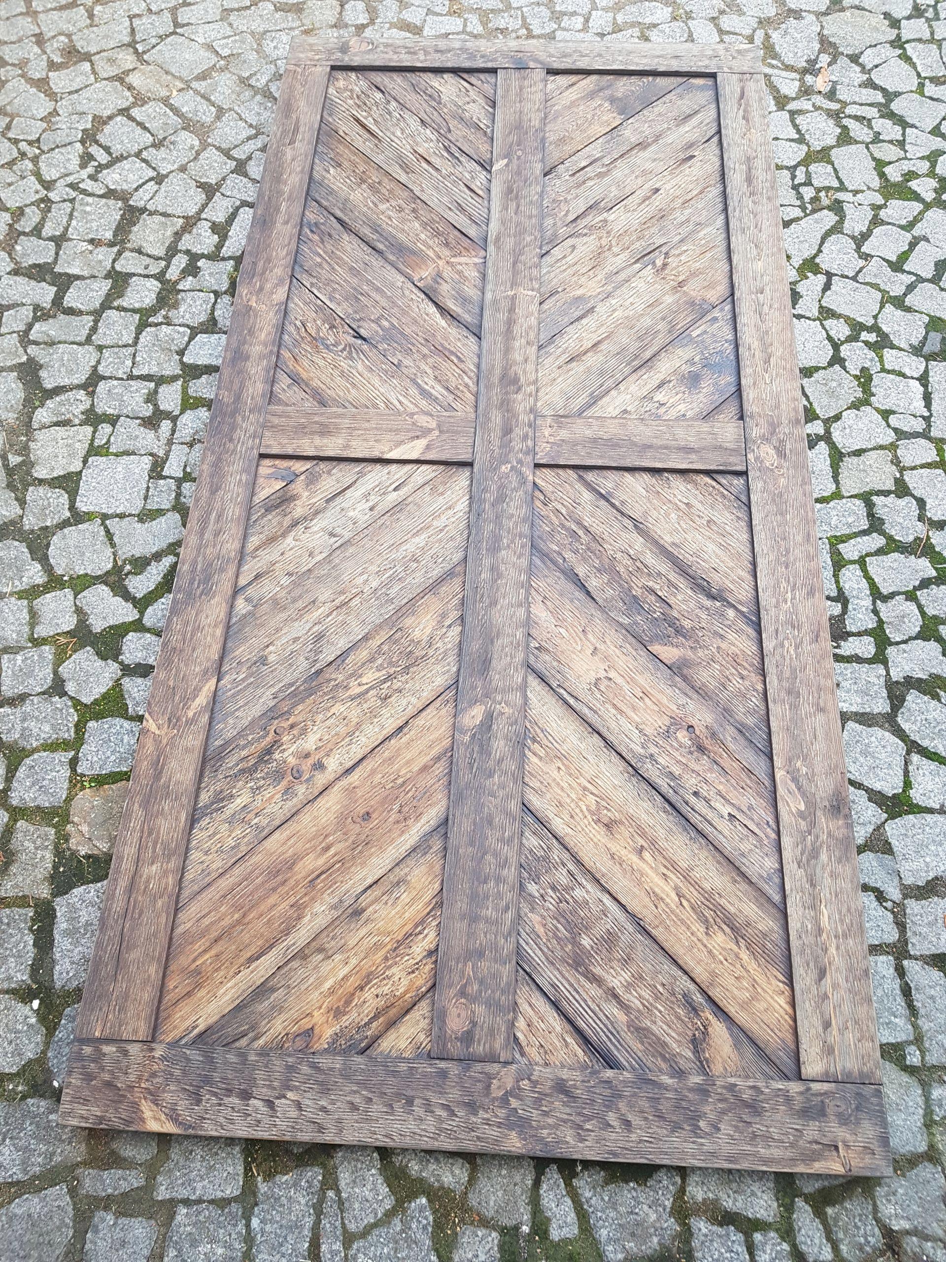 Posuvné dvere, stodola dvere, podlahy, retro, starzone