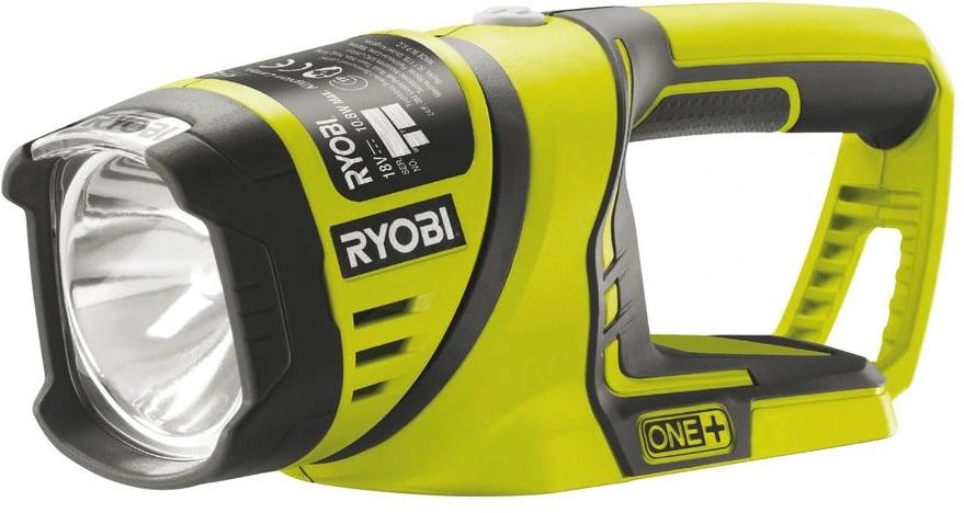 Nabíjateľná žiarovka RYOBI RFL180M ONE + 18V