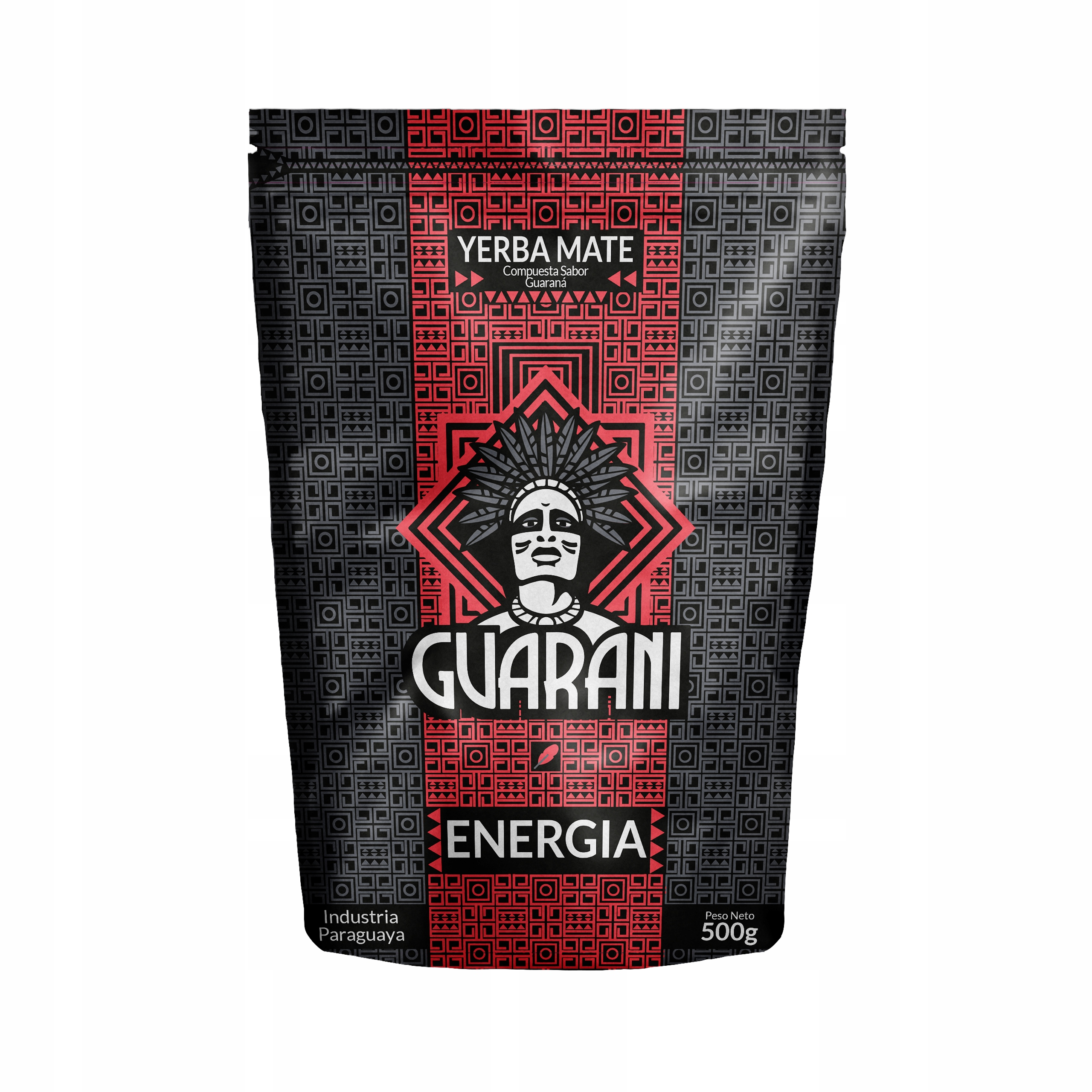 Item Yerba Mate the Guarani Energy con Guarana 0.5 kg 500g