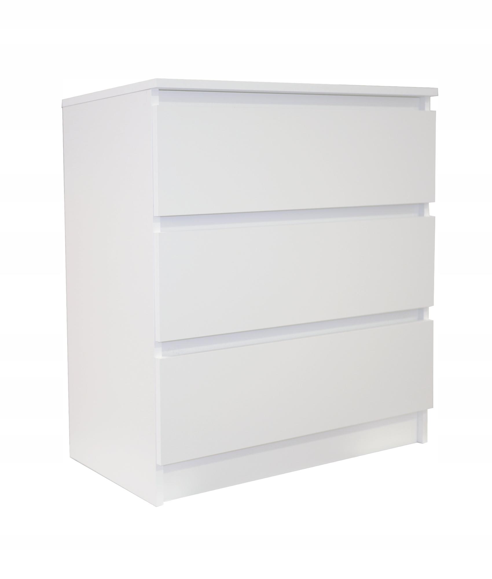 Сундук с ящиками, шкафчик, белая гостиная 3 ящика