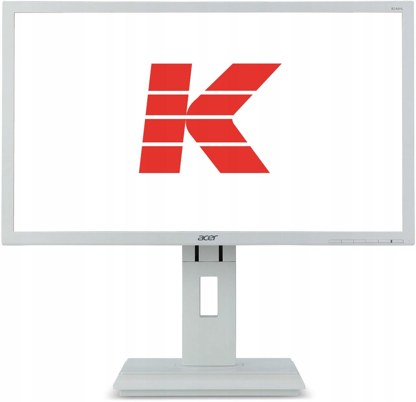 Item Monitor ACER B246HL |24 INCH| FULL HD LED|SPEAKERS
