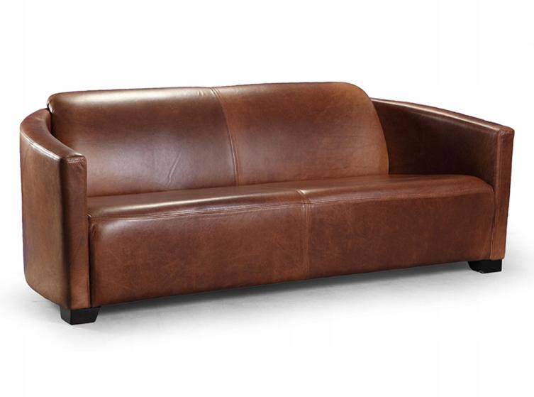 Na EsteliaStyle Marlon gauč, pohovka vintage 3 sedačková