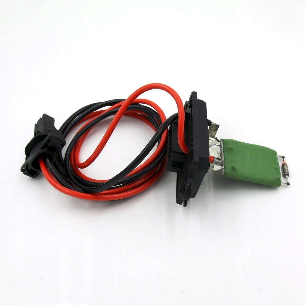 резистор резистор воздуходувки renault scenic ii 2