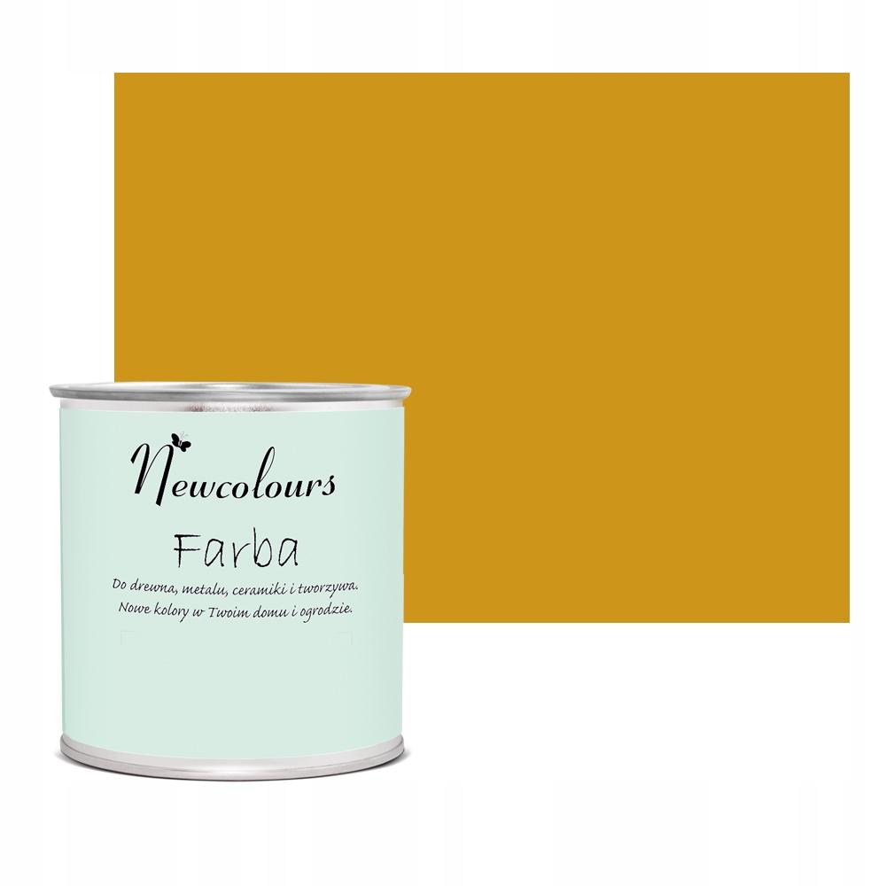 Farba do mdf Newcolours Miodowy Miesiąc 200ml
