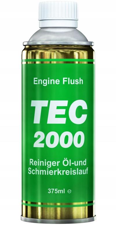 TEC2000 Engine Flush - Лосьон - ЧИСТЫЙ ДВИГАТЕЛЬ