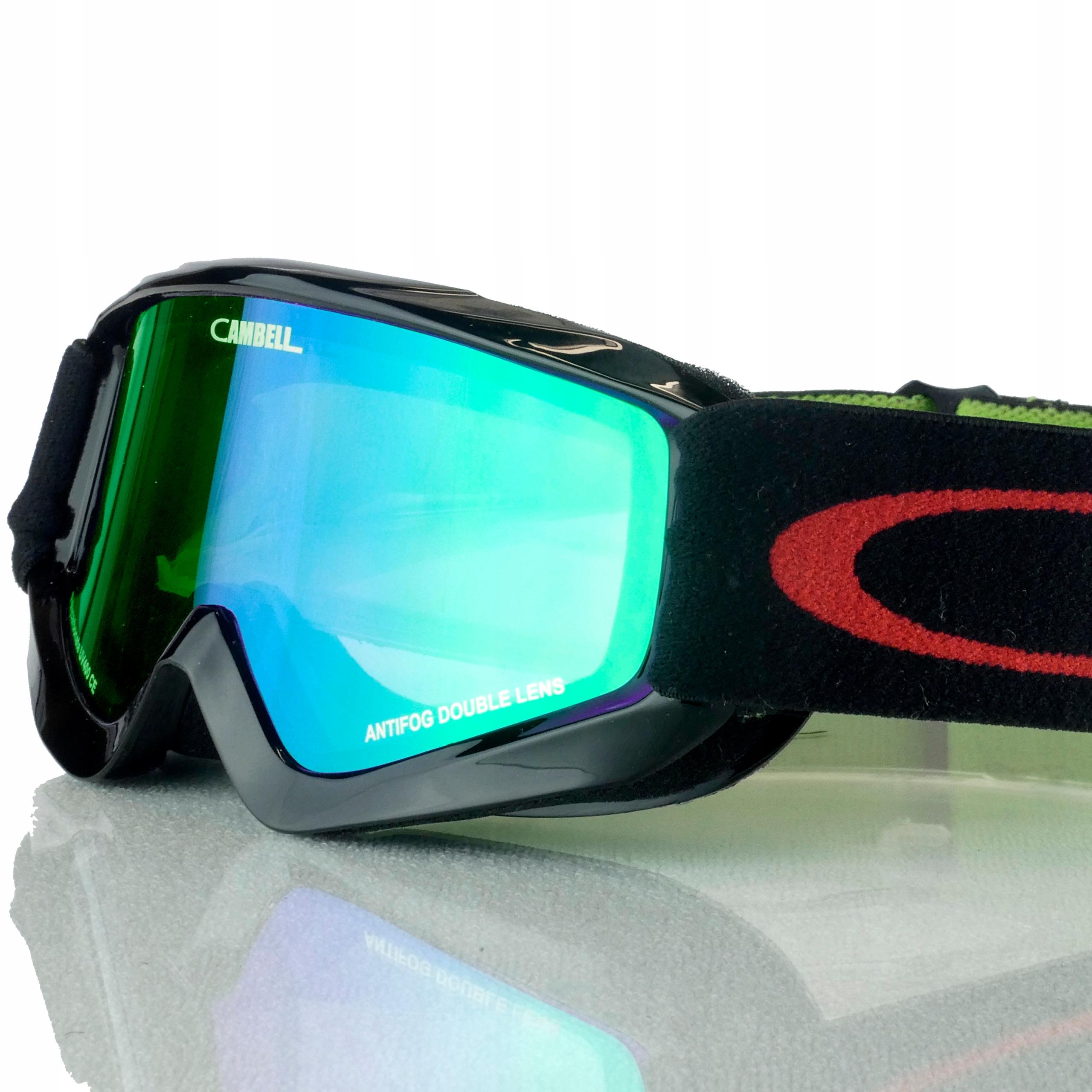 Gogle Narciarskie Snowboard Dla Dzieci Otg Revo Uv 8743595675 Allegro Pl