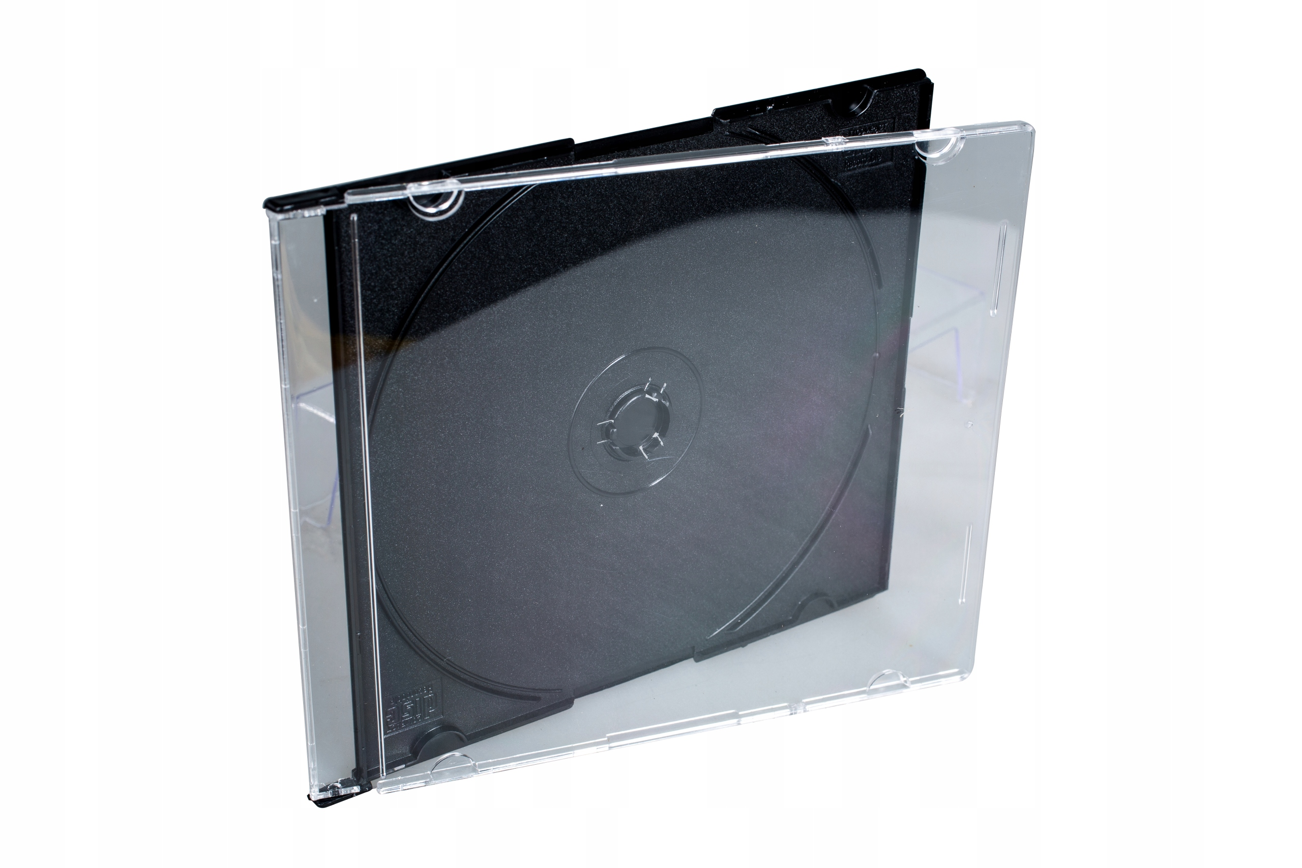 Traye zásobníky pre DIGIPACKKOW DVD bezfarebných 200 ks