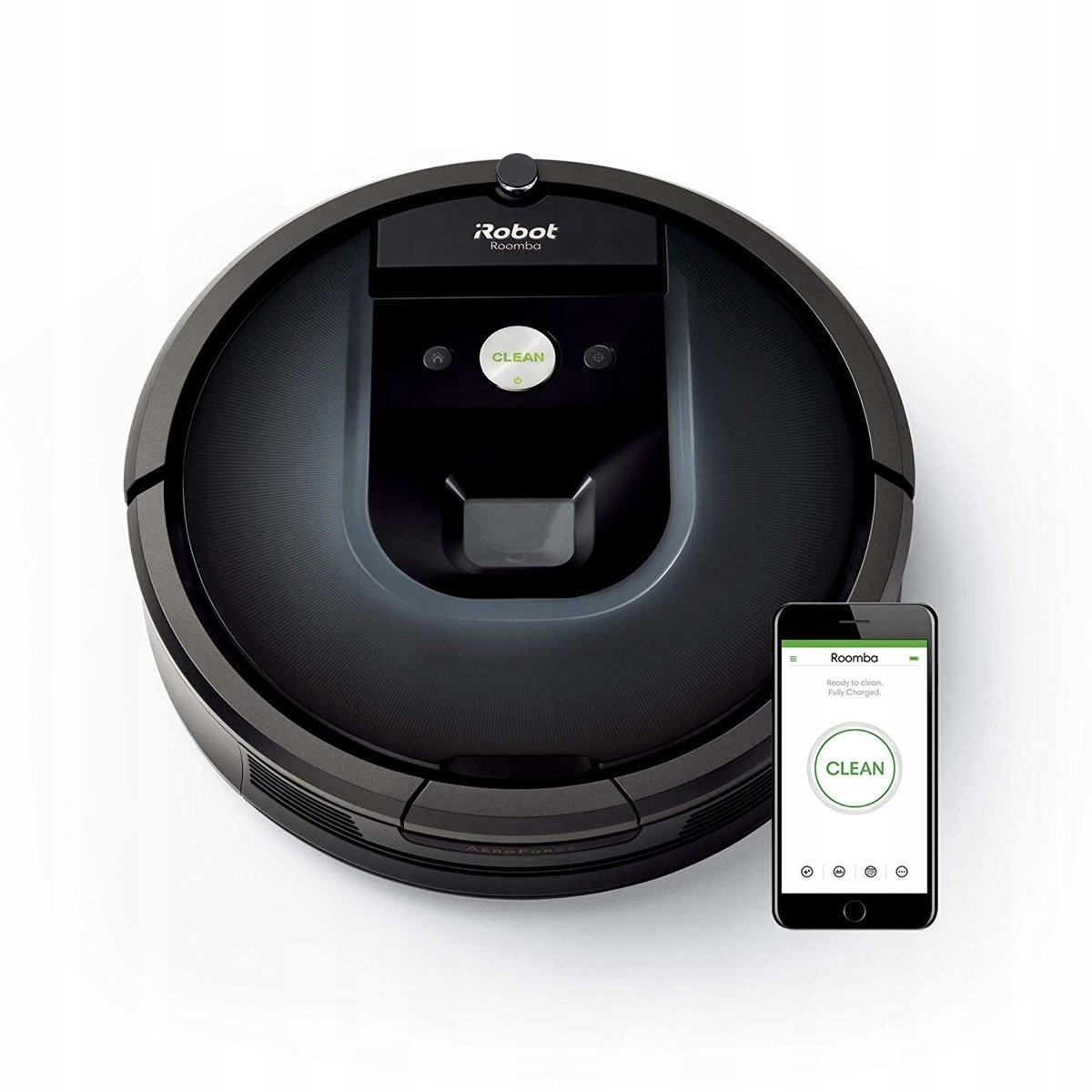 Робот iRobot Roomba 981 980 Black Edition