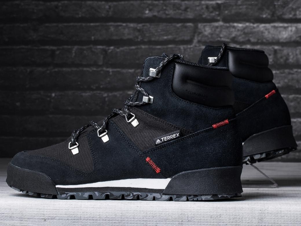Buty zimowe męskie ADIDAS Terrex Snowpitch FV5163 różne