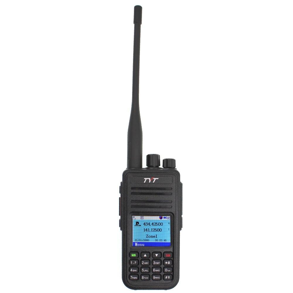 Купить TYT MD-UV380 РУЧНОЙ РАДИОСТАНЦИЯ DMR FM VHF/UHF 5W на Otpravka - цены и фото - доставка из Польши и стран Европы в Украину.