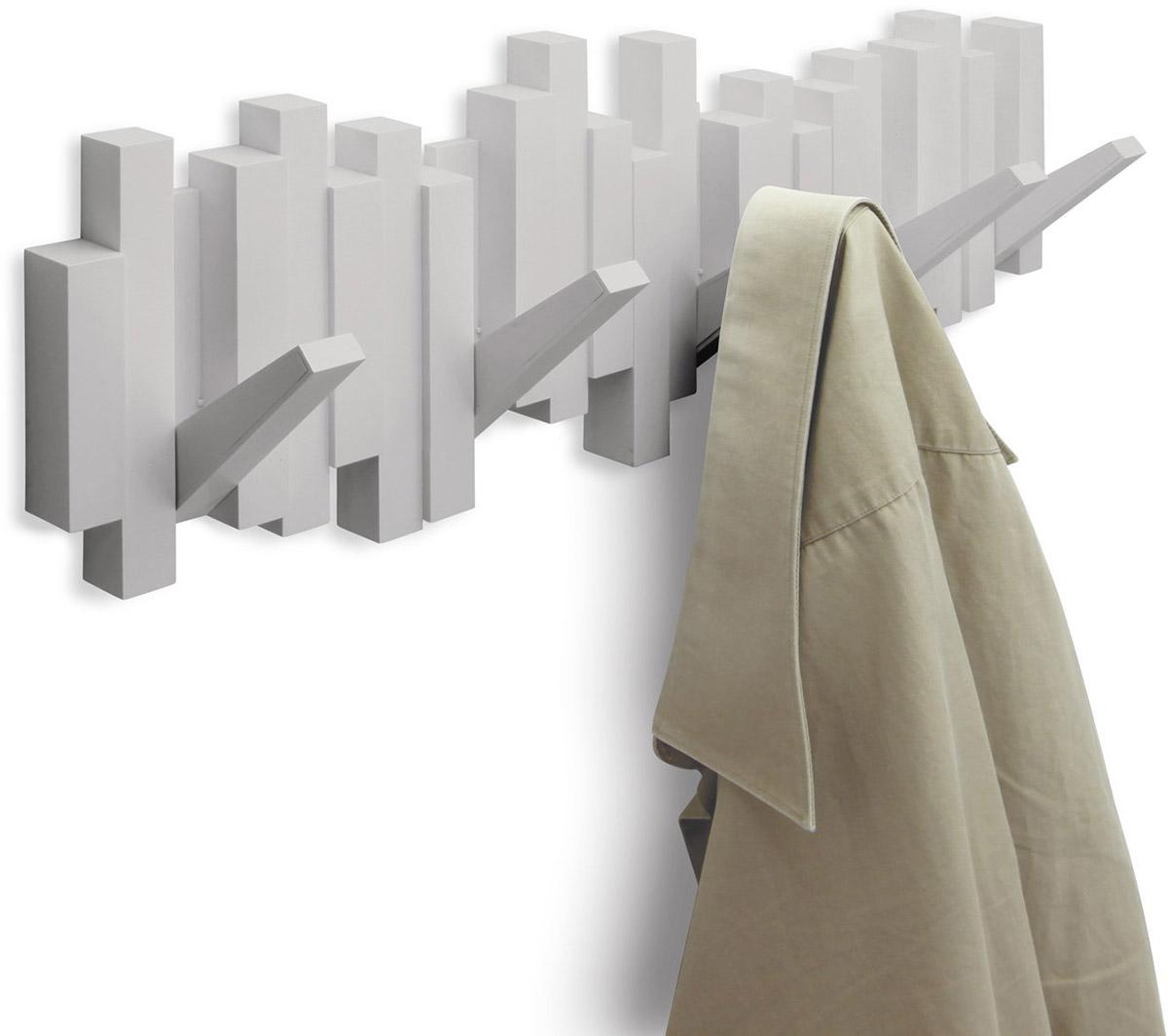 Nástenné oblečenie rack Umbra Palice 4 FARBY