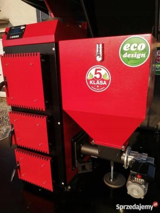 Kotlová pec s podávačom 12 kW 5 Ecodesign CLASS