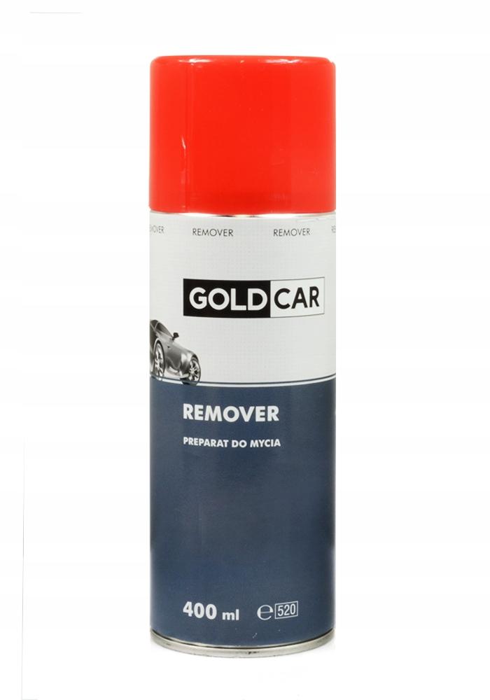 GoldCar Remover Препарат для удаления лака 400 мл